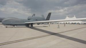 RQ-4B Global Hawk a fost prezentată la Avalon 2019