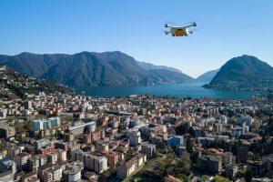 Poșta Elvețiană suspendă serviciul de livrare cu drone