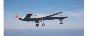 Zborul de test al dronei-cisternă a Marinei Americane