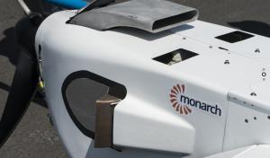 Microturbina Monarch 5 completează bateriile UAV