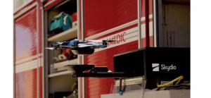 Skydio 2 Dock, stație de andocare pentru drone (UAV)