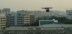 Livrare de alimente cu drona Vesper (XAG + Airbus)