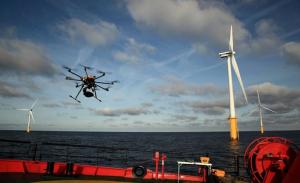 ESVAGT va duce unelte și piese de schimb cu drona