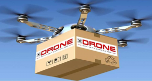 Drone Delivery Canada, un nou brevet în Statele Unite