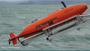 Dronele subacvatice caută minerale pe fundul mărilor