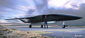 Cea mai mare dronă din lume are aproape 25 de tone