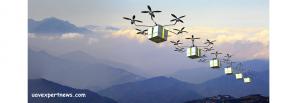 UPS și Verizon colaborează pentru livrările cu drone