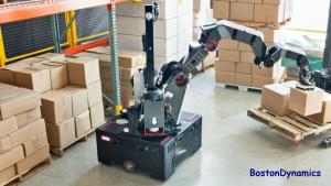 Stretch (Boston Dynamics), robotul care mută cutii (1)