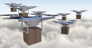 Drone Express asigură livrări cu drona pentru Kroger
