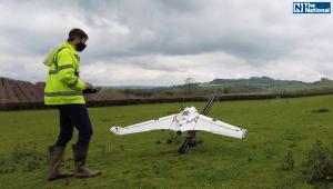 Proiect de dronă pentru ploile din Regiunea Golfului