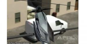 Micro-drone care imită insecte zburătoare și păsări (2)