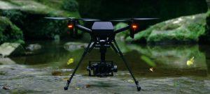 Dronele Airpeak S1 (Sony) au în dotare camere Alpha