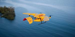 DHL renunță la construirea dronelor sale de livrare !